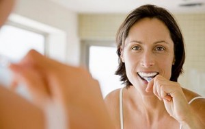 women oral health